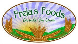 Freja's logo AP